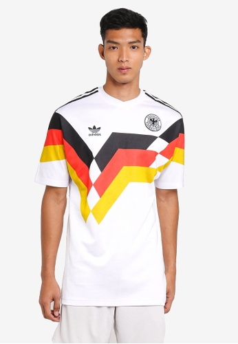 adidas white adidas originals germany jsy AD372AA0SURGMY_1