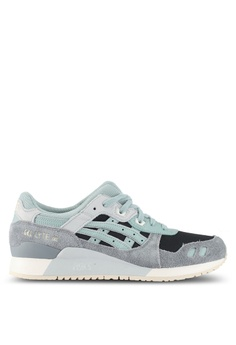 ASICSTIGER black and blue Gel-Lyte III Shoes AS610SH0SVUAMY_1