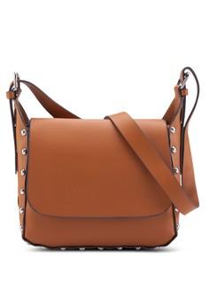 Stud Cross Body Bag