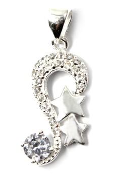 Crystallized Star Pendant