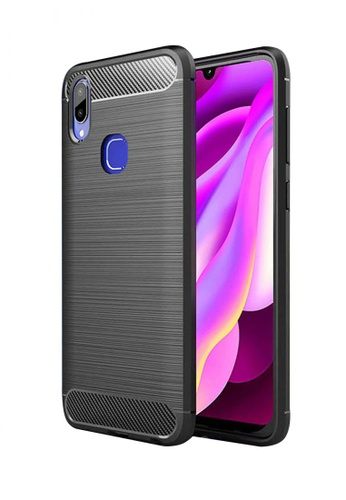 best service 01be5 6a6bc Vivo Y95 Fashion Fiber phone Case