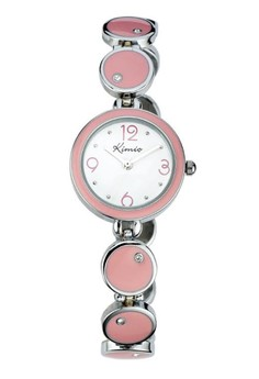KIMIO Women's Ceramic Bracelet Watches - Pink