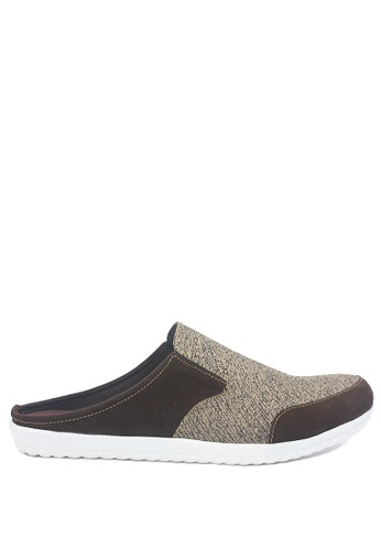Dr. Kevin brown Dr. Kevin Mens Bustong Sandals 1639 - Brown A5341SH8DF1DEBGS_1