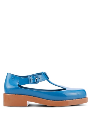 Melissa blue Melissa Kazakova Shoes ME121SH0RELCMY_1