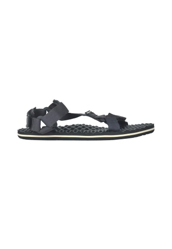 The North Face black TNF M BASE CAMP SWITCHBACK SANDAL TNF BLACK/VINTAGE WHITE 6A243SHA86242EGS_1