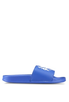 818da723e71bae Reebok blue Classic Slide 203A6SH52B1FF1GS 1