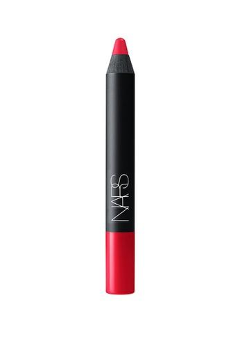 NARS red Famous Red – VELVET MATTE LIP PENCIL. 6CD3FBE57B7DD4GS_1