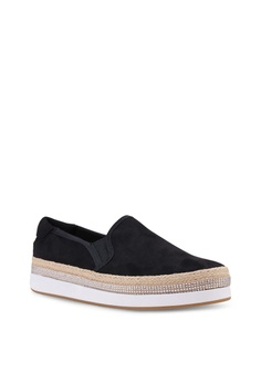 Buy Dressberry Golden Metallic Espadrille Lifestyle Shoes for Women Online United States Best Prices Reviews DR372SH74IYAINDFAS