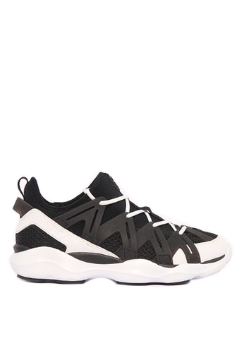 FILA black SPAGHETTI 2.0 Sport Shoe FE8B2SH4E3800AGS_1