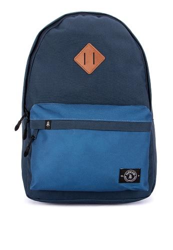 Parkland blue Kingston PT  Color Block Everyday Backpack 284F1ACFBFA4D3GS_1
