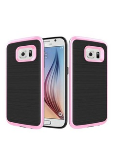 Slim Neo Hybrid Brushed Soft Silicon TPU Case for Samsung Galaxy S7