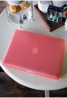 MacBook case bundle for Air 11 – Piggy Pink
