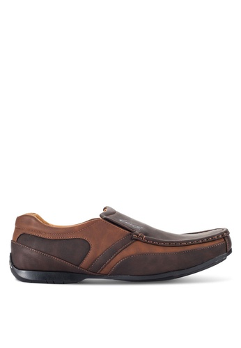 Louis Cuppers brown Casual Loafers LO977SH54RCFMY_1