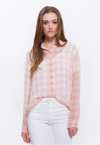 Alpha Style pink Jane Glazy Shirt AL461AA0FVD6SG_1