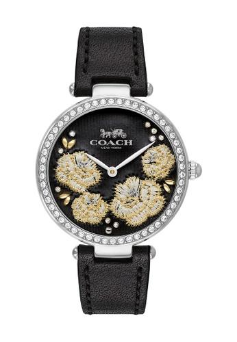 Coach multi Coach Park Black & Champagne Women's Watch (14503283) 4401DAC13DBABEGS_1