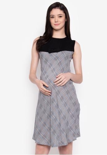 93f81733aa3 Shop BUNTIS Editha Maternity Dress Online on ZALORA Philippines