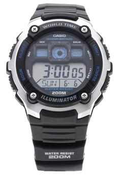 Digital Watch AE-2000W-1AVDF