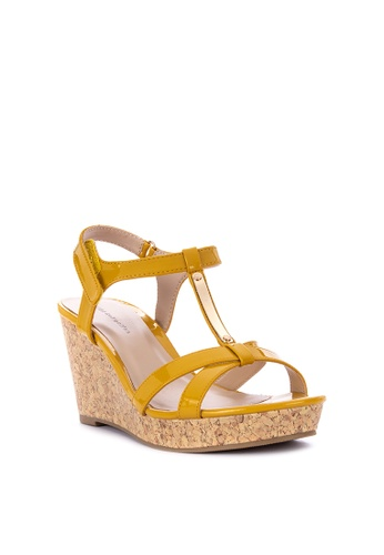 c1510d8b3bb Shop Gibi Ankle Strap Wedges Online on ZALORA Philippines