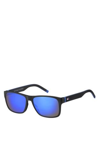 Tommy Hilfiger blue Th 1718/S Sunglasses EF1D3GLED68183GS_1