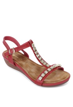 Bernarda Flat Sandals