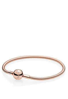 42b0b476d Pandora gold Pandora Rose Snake Chain Bracelet 2777DACE916D6FGS_1
