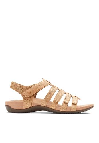 Vionic gold Harissa Sandal 440ABSH7CEC41EGS_1