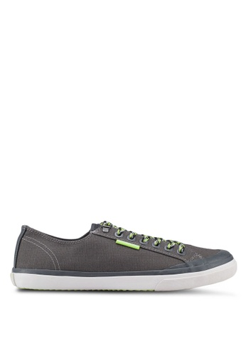 Superdry grey Low Pro Hiker Sneakers 10A5CSHFFC20B6GS_1