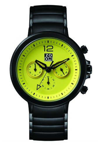 Zoom black Casual Men's Watches ZM 6063M.1511 3B45CAC522C453GS_1