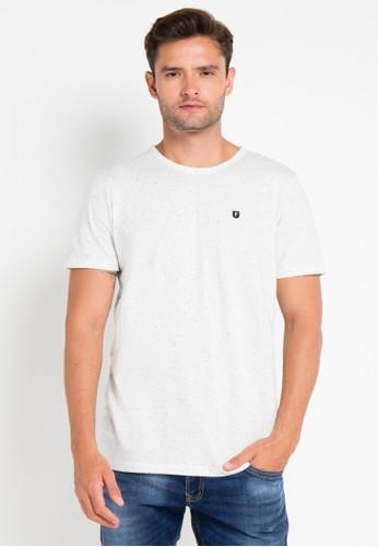 FAMO white Men Tshirt 2212 FA263AA0VQF0ID_1