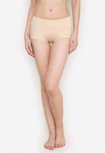 KARA beige Merlita Panty With Removable Foam KA317US0JRI8PH_1