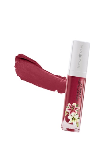 Human Nature red 7G Perfect Flush Cream Tint - Hibiscus 56CD5BE335A61FGS_1
