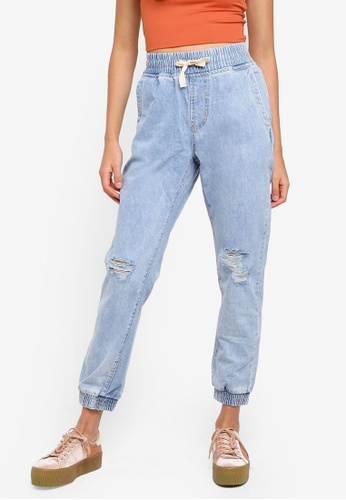 Supre blue The Jogger Jeans FACCAAAC6B0BCDGS_1