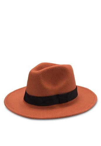 經典氈帽紳士帽, 飾zalora 包包 ptt品配件, 爵士帽