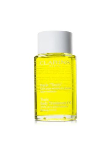 Clarins CLARINS - Body Treatment Oil-Tonic 100ml/3.3oz 0C14EBE70601C3GS_1