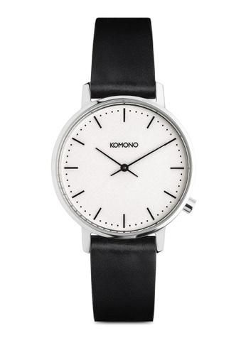 KOMONO black and white Harlow - Black White KO163AC0T0UDMY_1