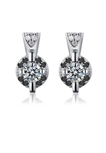 A-Excellence white Premium Elegant White Earring 75986ACC589C2FGS_1