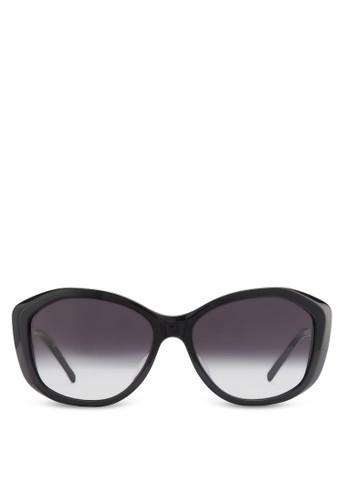 Gabardine 貓眼太陽眼鏡esprit 請人, 飾品配件, 飾品配件