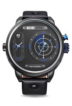 Analog Watch WH3409B-3C