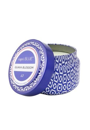 Capri Blue CAPRI BLUE - Travel Tin Candle - Guava Blossom 241g/8.5oz FDC5CHL46E4855GS_1