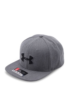 06b930caaf9 Under Armour grey Men s Huddle Snapback 2.0 Cap CBC21AC68B7A2EGS 1