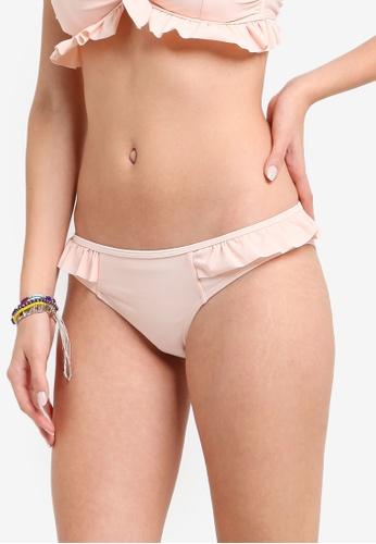 Vero Moda pink Lauren Tanga Bottom VE975US02QURMY_1