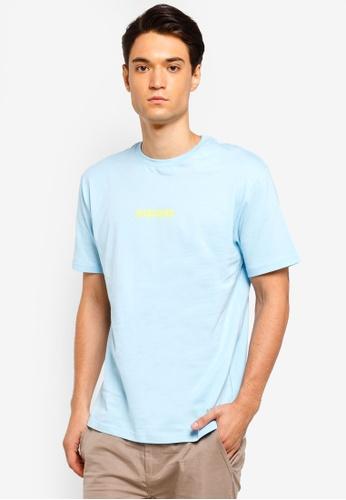 Factorie 多色 短袖印花T恤 D4980AA49555CBGS_1