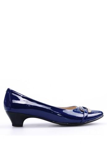 Ghirardelli blue Ghirardelli Heels Bay - Navy GH325SH0V2BVID_1