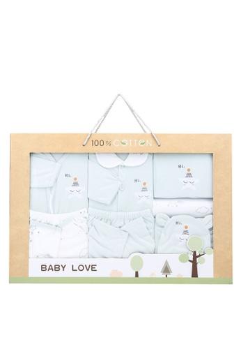 Milliot & Co. blue Alexander Boys Gift Set 4F00AKCFB31970GS_1