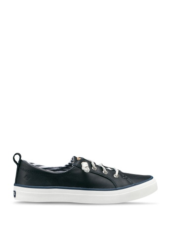 Sperry navy Crest Vibe 85th Anniversary Sneakers D1D0ASHEBAA193GS_1
