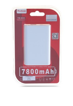 Power Bank 7800mAh YB-6003