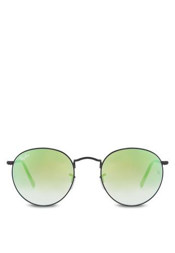 金屬圓esprit cn框太陽眼鏡, 飾品配件, 飾品配件