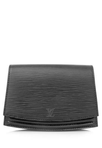 Louis Vuitton black Pre-Owned Louis Vuitton Ceinture Tilsitt Pochette C1B4AAC1D57C3FGS_1