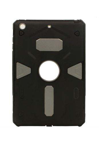 Nadjames black Shockproof Hybrid Case for Apple iPad Mini 4 NA782AC02FURPH_1
