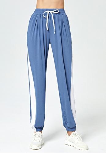 HAPPY FRIDAYS Side Stripe Yoga Sweatpants DK-YDK05 B9228AABB2234EGS_1